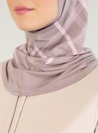 Dusty Rose - Sports Bonnet