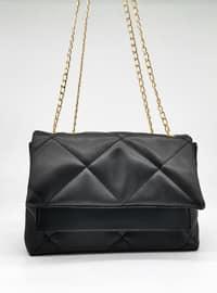 Black - Crossbody - Satchel - Shoulder Bags
