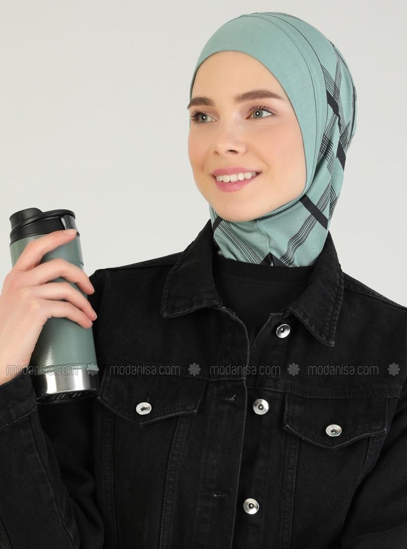 Green Almond - Sports Bonnet