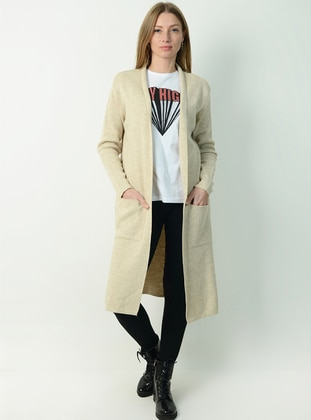 Mink - Unlined - Knit Cardigans