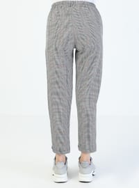 Orange - Stripe - Pants
