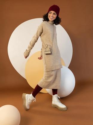 Unlined - Knit Suits