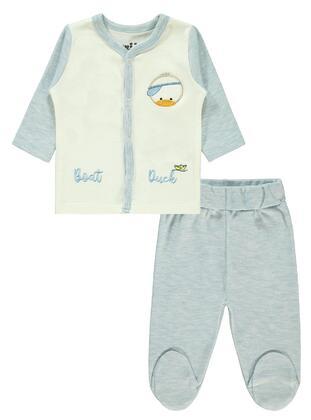 Blue - Baby Pyjamas - Civil