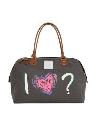Gray - cross bag