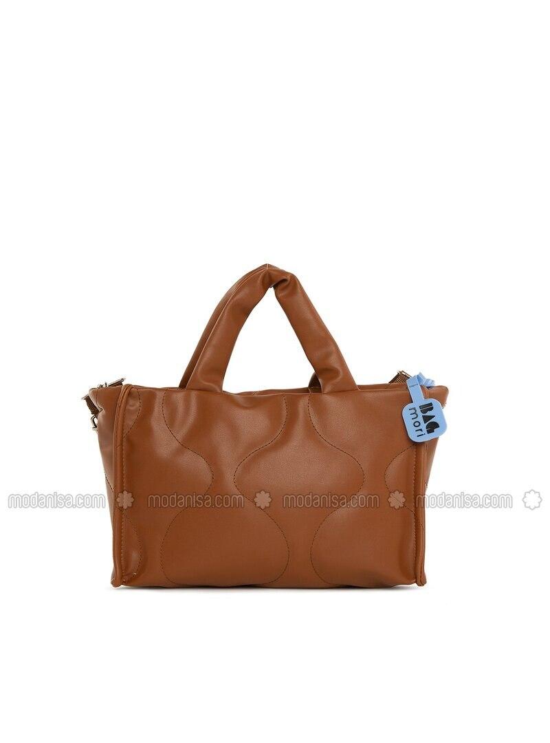 Tan - cross bag