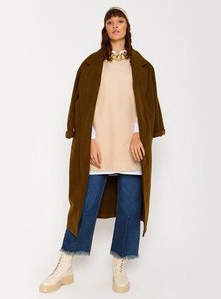 Green - Unlined - Coat