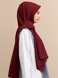 Cherry - Plain - Shawl