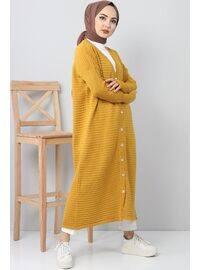 Mustard - Cardigan