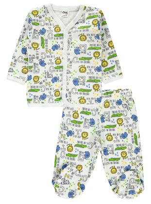 Ecru - Baby Pyjamas - Civil