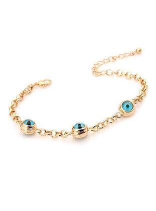 Gold - Bracelet - AYDIN BİJUTERİ