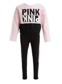 Pink - Girls` Suit