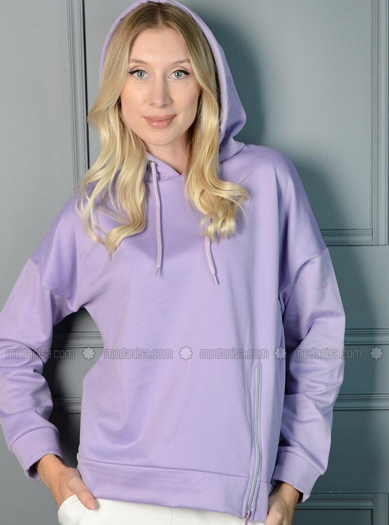 Lilac - Sweat-shirt