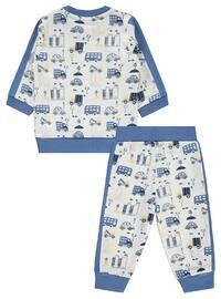 Blue - Baby Suit