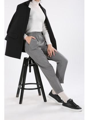 Gray - Pants - Allday