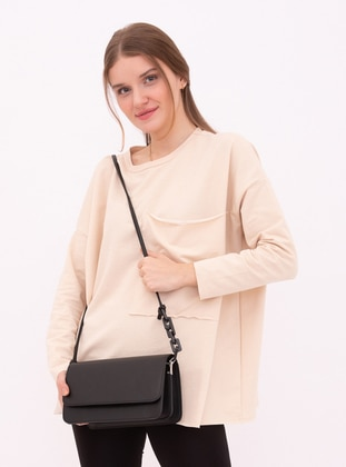Crossbody - Black - Cross Bag