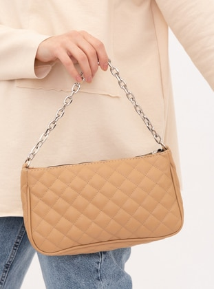 Camel - Satchel - Shoulder Bags