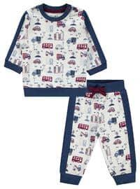 Indigo - Baby Suit