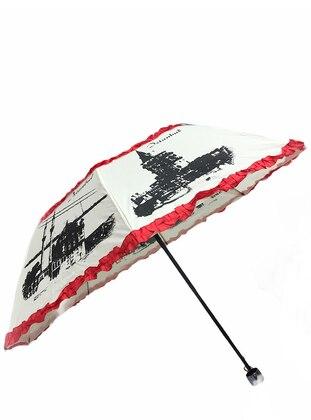 Red - Umbrella