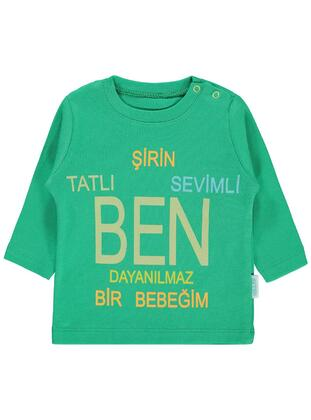 Green - Baby Sweatshirts - Civil