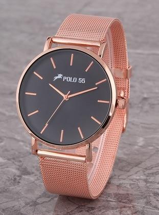 Gold - Black - Watch