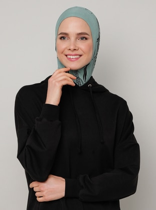 Green Almond - Sports Bonnet