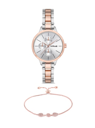 Gold - Silver tone - Watch