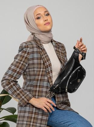 Black - Satchel - Bum Bag