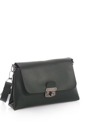 Khaki - Khaki - Shoulder Bags