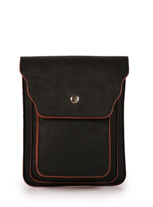 Black - Black - Satchel - Shoulder Bags