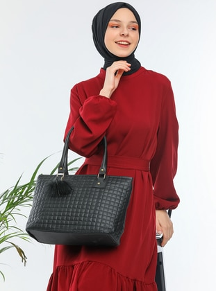 Black - Black - Black - Shoulder Bags