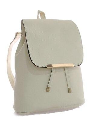Beige - Backpack - Backpacks - Stilgo