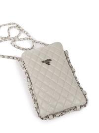 Gray - Gray - Satchel - Shoulder Bags