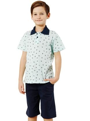 Multi - Multi - Boys` Suit