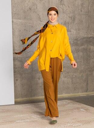 Mustard - Pants