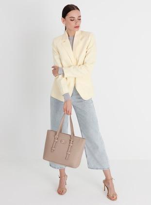 Camel - Crossbody - Satchel - Shoulder Bags