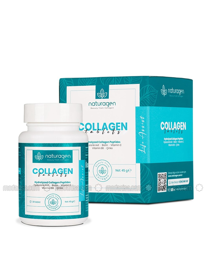 Collagen 30-Tablets Life Assist -