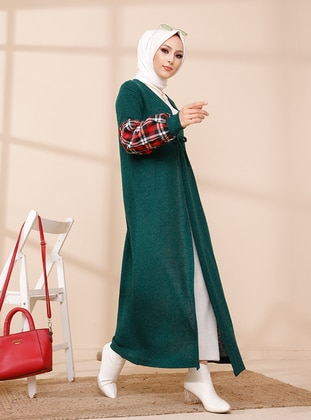 Emerald - Plaid - Unlined - Topcoat