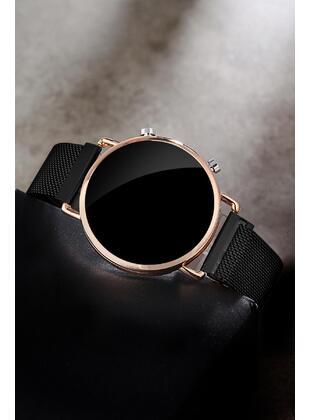 Black - Watch - Newera Watch