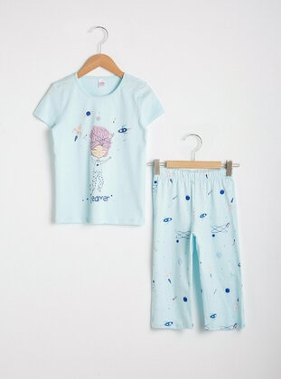 Blue - Girls` Pyjamas