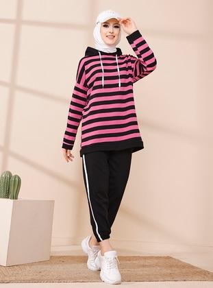 Stripe - Suit - Tofisa
