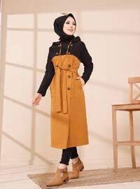 Tan - Fully Lined - Topcoat