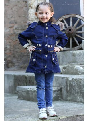 Fully Lined - Multi - Girls` Jacket