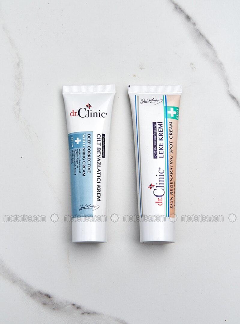 - Skin Care 2 pcs Set Blemish Cream - 50 ml. & Whitening Cream - 50 ml.