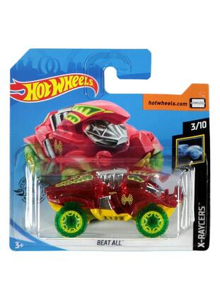 Red - Toys
