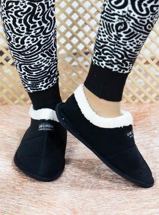 Black - Home Shoes