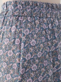 Indigo - Multi - Pants