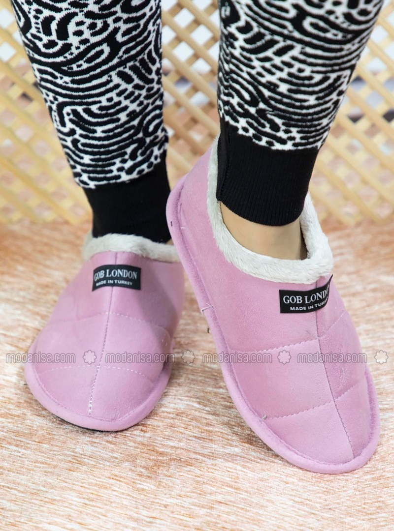 Pink - Home Shoes