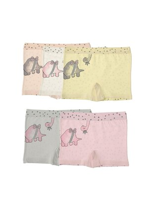 Multi - Multi - Girls` Underwear