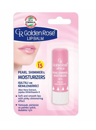 Lip Balm Pearl Shimmer & Moisturizer