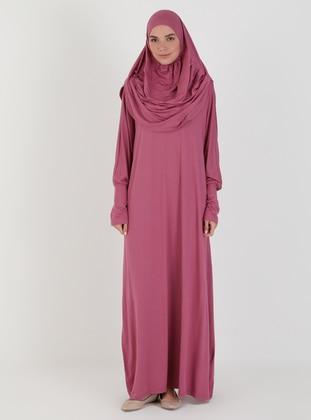 Dusty Rose - Unlined - Prayer Clothes - Hal-i Niyaz